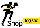 Логотип shop logistic
